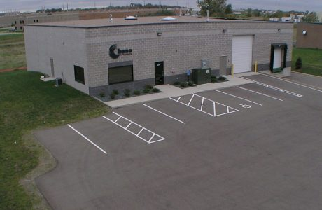 New office Bass Flexible Packaging - Lakeville-MN-1