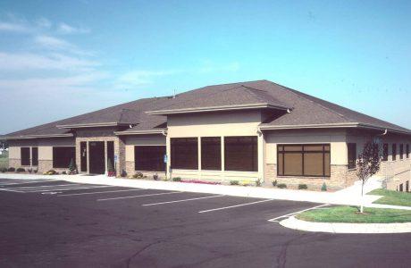 new Lakeville office for Lakeville Family Dental by APPRO Development