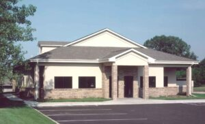 MN Vet clinic construction complete for Southfork Animal Ext by APPRO Development