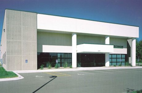 Office Distribution Facility complete for Tru-Green Chemlawn by APPRO Development