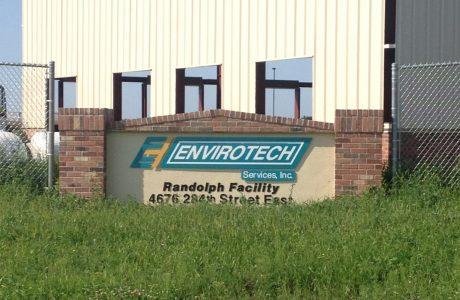 Site development & construction for Envirotech by APPRO Development