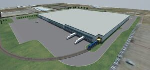 Lakeville Expansion project for Menasha Packaging by APPRO Development - Overhead (2)