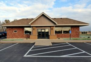 Office building remodel project for Express Personnel Lakeville MN