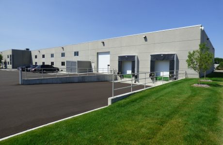 2016-07-18 Mendell Exterior (5) - Production Facility Addition